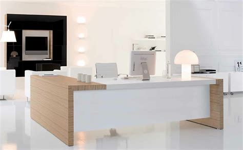 Desk Office Design In Modern Italian Furniture Leather Will Be Commonly Used Description From