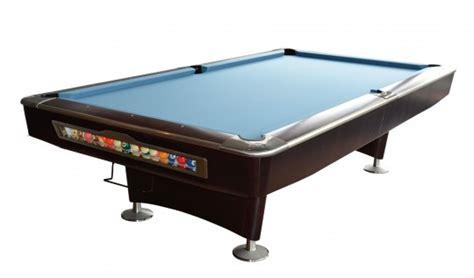 Olio Pool Table by Olio Pool Table 4983 Mahagony 8ft Olio