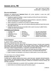 Er Resume by Er Resume Exle Resumes Design
