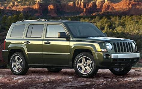 Jeep Compass Vs Patriot Jeep Patriot Vs Jeep Compass