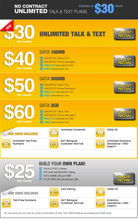 wireless home phone plans h2o wireless plans