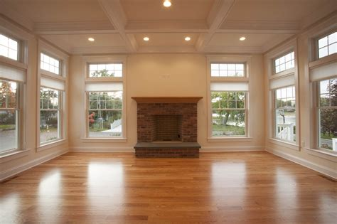Beautiful Hardwood Floors Coyle Modular Homes Construction Complete For New Home In