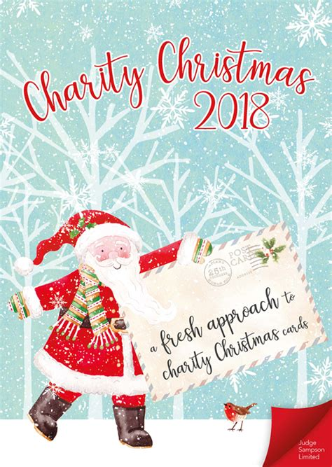 charity christmas cards collection  judge sampson