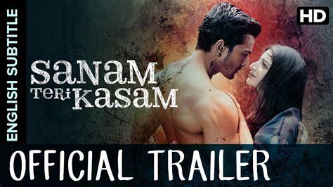 film india lama teri kasam sanam teri kasam official trailer with english subtitle