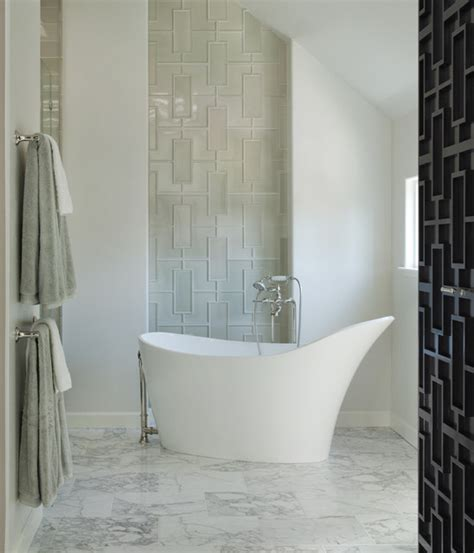 Modern Bathrooms Houzz Willow Glen Residence Contemporary Bathroom San Francisco By Lizette Interior Design