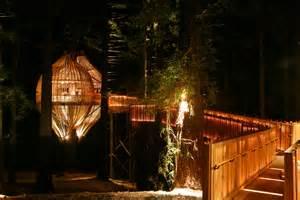 Yellow Treehouse Restaurant New Zealand - cozy amp stylish loft redwoods treehouse auckland