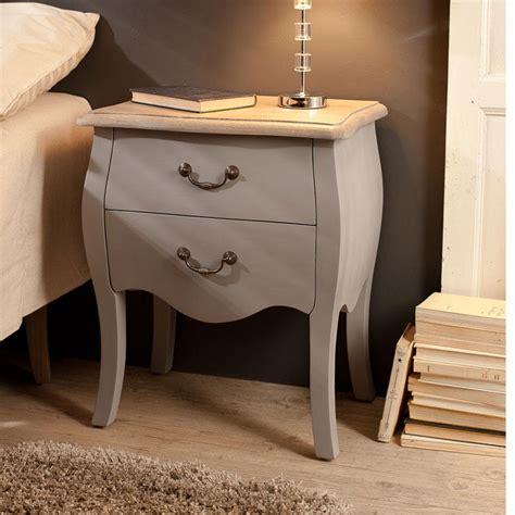 Charmant Chevet Table De Nuit #5: Chevet-en-bois-2-tiroirs-coloris-bleu-ardoise-olivia-aavbjcclyu.jpg