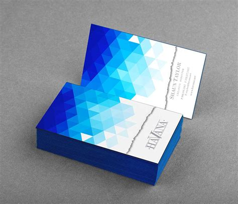 template of posters with business card overnight prints business card template business card design