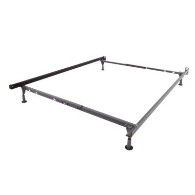 bed frame glides insta lock twin full queen bed frame with glides