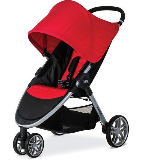 britax b agile stroller recline britax b agile 3 stroller 2016 red