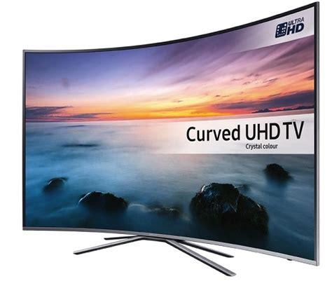 Tv Resolusi 4k samsung 55 inch curved smart tv uhd ua55ku6500 jual
