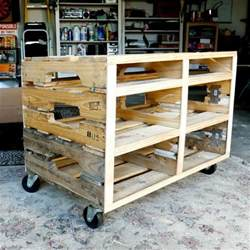 Garage Shelving From Pallets Amazing Pallet Decor Ideas For Guide You Pallet