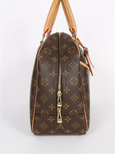 louis vuitton trouville monogram canvas luxury bags