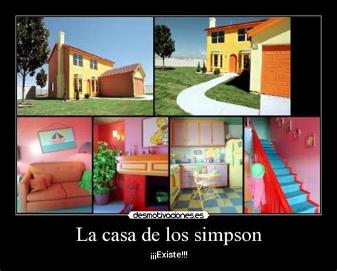 la casa de los la casa de los simpson desmotivaciones