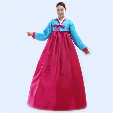 Hanbok Import Korea Free Sokchima 25 image gallery han bok korean dress