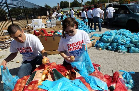 Food Pantries St Louis by Enterprise Donating 60 Million To Food Banks Business