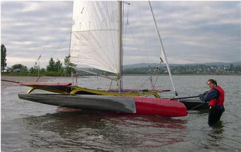 trimaran under 20 feet small trimarans under 20 page 16 boat design net