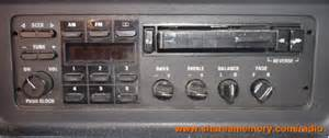 radio repairs including blank radio display ford