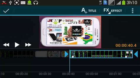 Tutorial Movie Maker Android | tutorial movie maker video editor android youtube