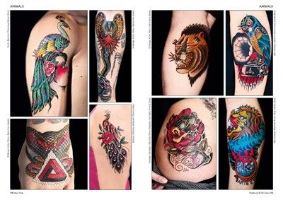 tattoo old school animal tattoo foto 14 old school y traditional tatuajes