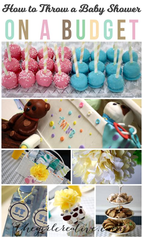 How To Throw A Baby Shower For Cheap by How To Throw A Baby Shower On A Budget Handmade