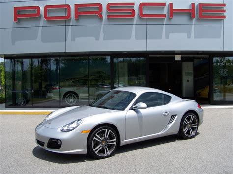 Porsche Cayman 2010 by 2010 Porsche Cayman With Pdk And Paddle Shifter