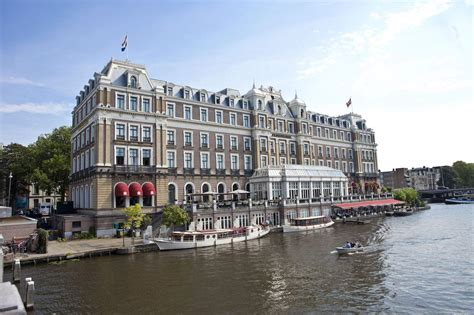 best hotel in amsterdam 5 of the best hotels in amsterdam
