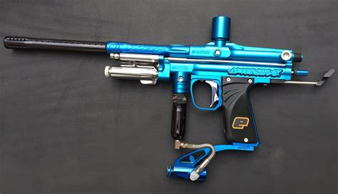 Shocktech and Aftershock SFL Autocockers - Paintball ... E Blade Paintball Gun