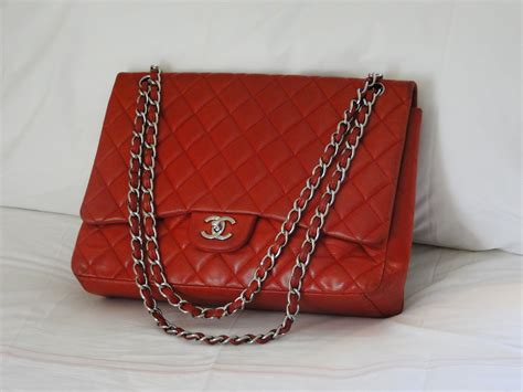 Channel Maxi chanel maxi flap bag the luxe list