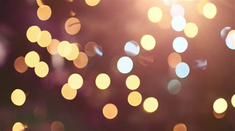 christmas lights motion music cobalt blue bokeh christmas lights background design
