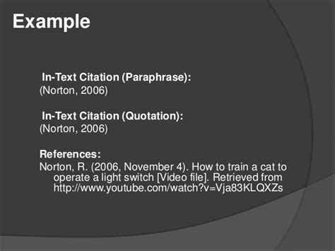 film one day citation turabian movie citation