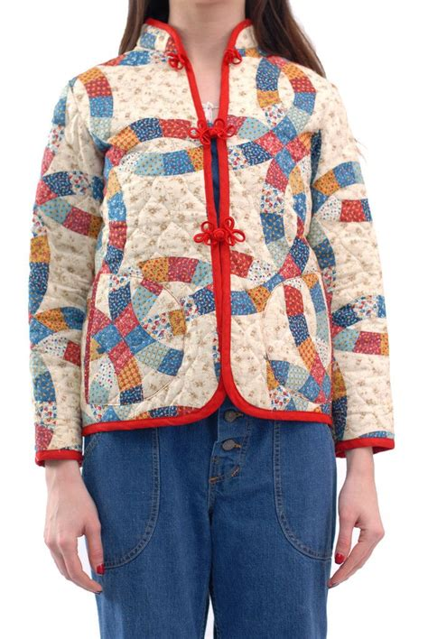 Patchwork Jacket Pattern - 91 best images about quilted clothing on