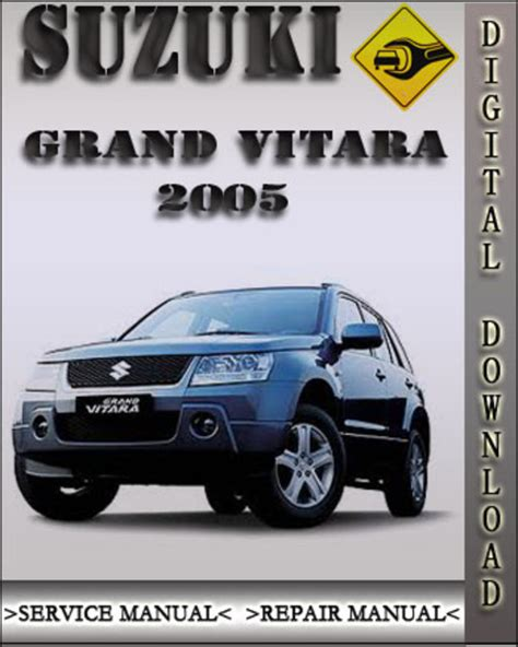 car repair manual download 2006 suzuki xl 7 security system service manual suzuki grand vitara factory service repair manuals 2006 suzuki grand vitara