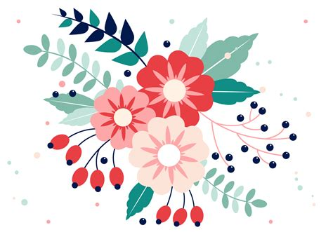 clipart graphics free vector flower design free vector