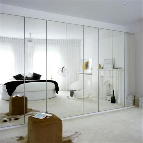 bedroom mirrored wardrobes white mirrored bedroom bedroom decorating ideas