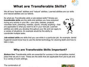 transferable skills   Ashley McMurchy