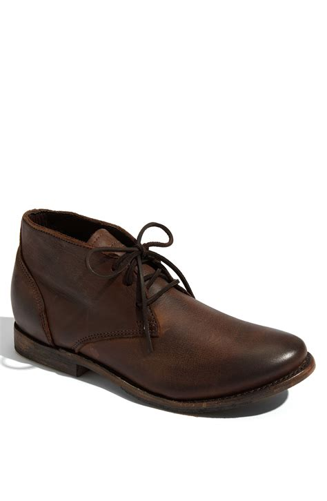 shoe company vintage shoe company vaughn chukka boot in brown for