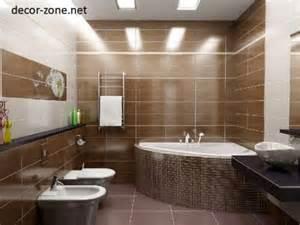 Modern Brown Bathroom Ideas Modern Bathroom Design Ideas In A Brown Color