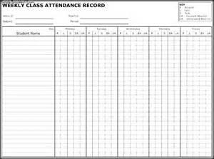 Attendance form templates attendance sheet template attendance sheet