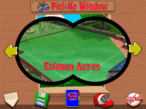 backyard baseball 1997 download download backyard baseball windows my abandonware