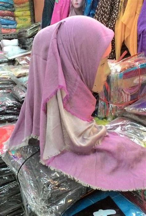 Grosir Jilbab Segi Empat Motif Tanah Abang Segi Empat Jilbab Silk Bolak Balik Grosir Jilbab Tanah