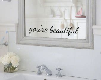 bathroom mirror quotes bathroom mirror quotes quotesgram