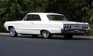 Chevrolet 1964 Impala 1964 Chevrolet Impala Ss 2 Door Hardtop 16090