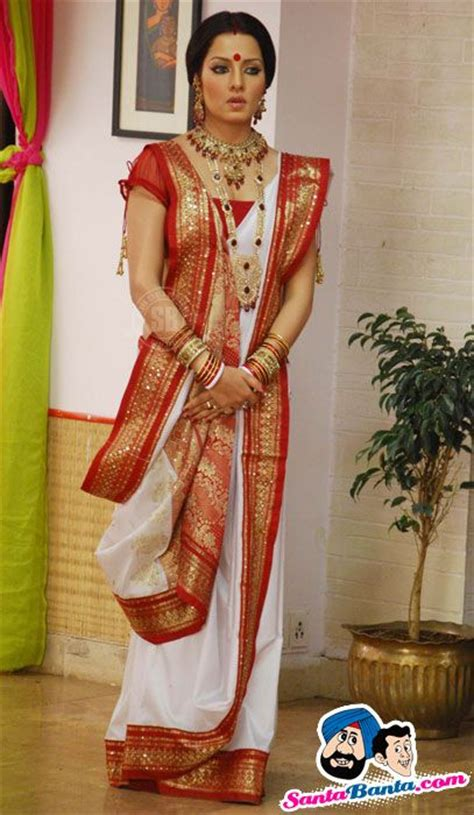 saree draping styles for brides bengali red and white bengali saree pinterest