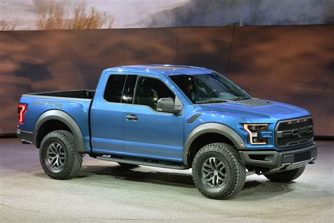2017 Ford Raptor Revealed