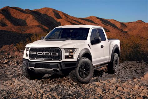 ford raptor 2017 2018 ford raptor info pictures pricing specs