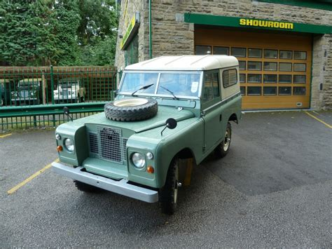 1970 land rover for new arrival 1970 series iia pastel green land rover
