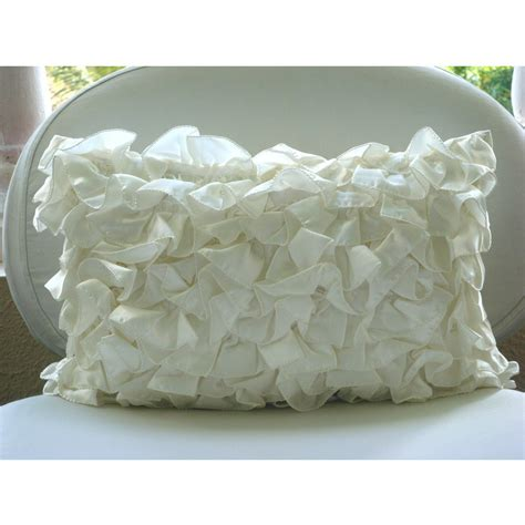 decorative throw pillow covers accent bed sofa toss