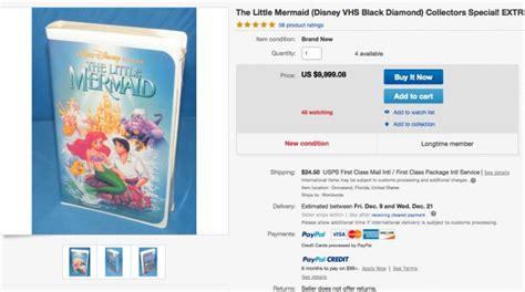 ebay net worth 191 tus vhs guardados son realmente una mina de oro