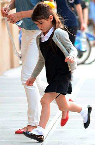 Suri May Be Getting A by Suri Cruise Fashion May 2013
